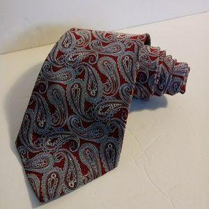 "Brooks Brothers ""346"" Pure Silk Mens Necktie"